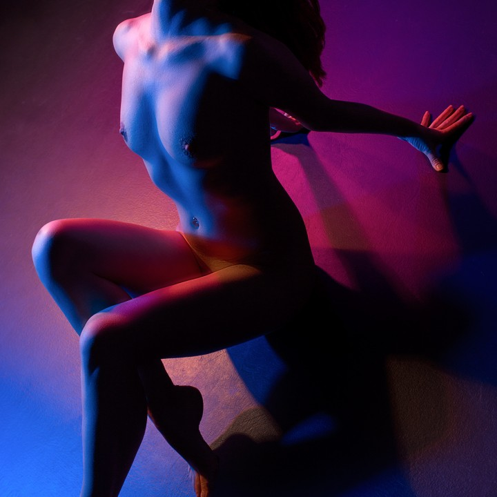colorful shadows (nsfw)