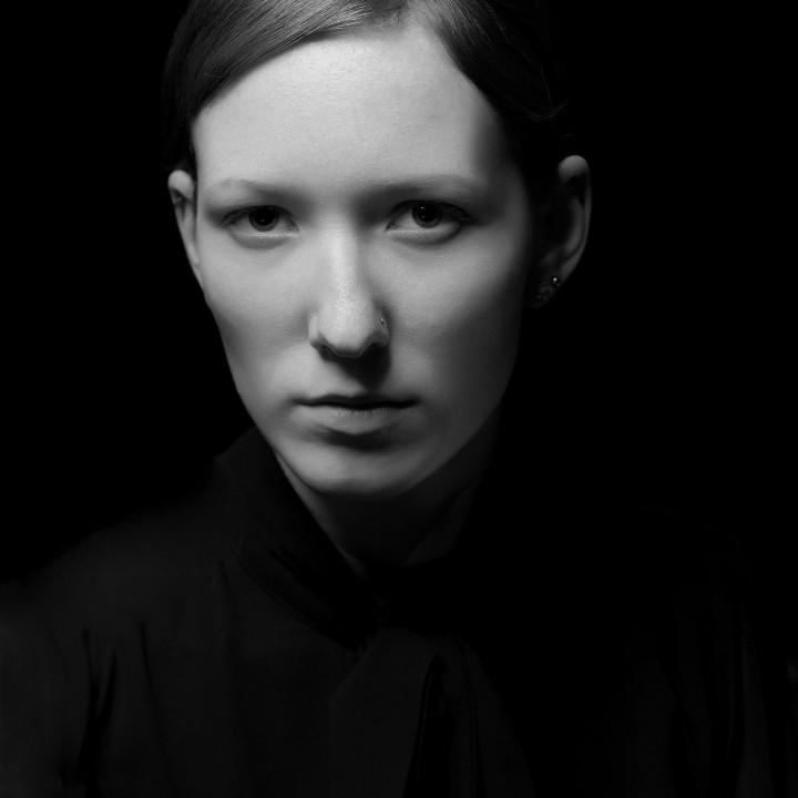 Julia, strict portrait